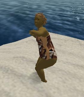 Iyoba dancing 1
